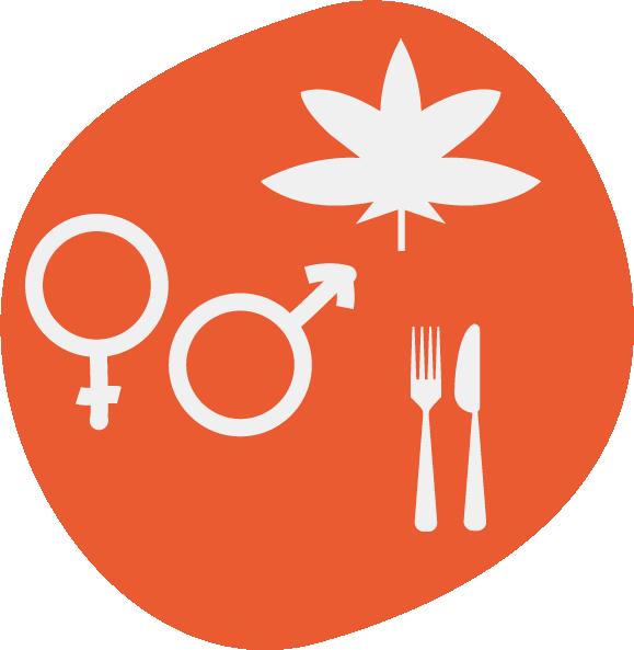 Consultations spécialisées : addictologie (tabac, etc.), sexologie, nutrition